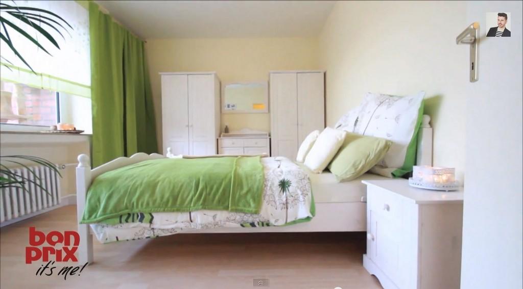Schlafzimmer Einrichten Homestyling Folge 1 Bonprix inside proportions 1708 X 946