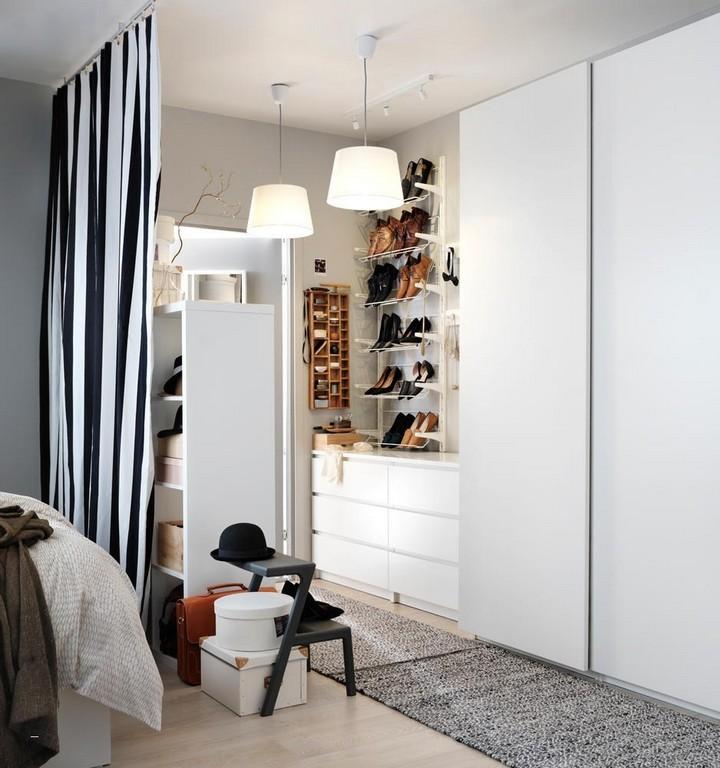 Schlafzimmer Frisch Kleines Schlafzimmer Mit Begehbarem throughout dimensions 938 X 1000