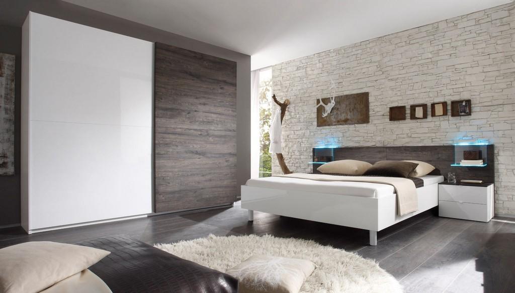 Schlafzimmer Ideen Braun Wei Und Designs Modern Unglaublich On inside dimensions 1800 X 1024