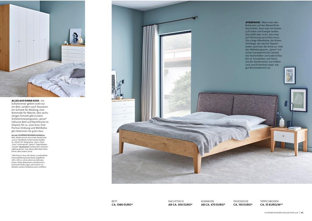 Schlafzimmer Komplett Mit Lattenrost Und Matratze Milostovice within size 4049 X 2877
