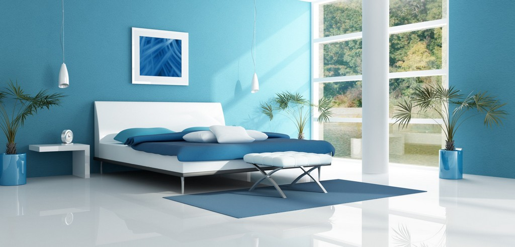 Schlafzimmer Streichen 7 Farben Und Deren Wirkung Auf Ihren Schlaf pertaining to dimensions 1940 X 932