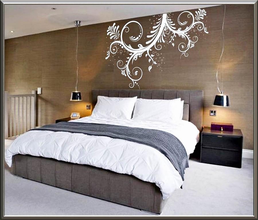 Schlafzimmer Tapezieren Ideen Schn Schwarzes Schlafzimmer Wandfarbe inside size 1400 X 1195