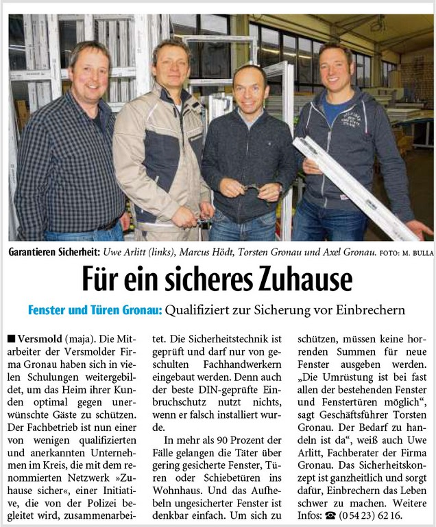 Schne Neue Fensterwelt Startseite Gronau Gmbh Co Kg for proportions 823 X 994