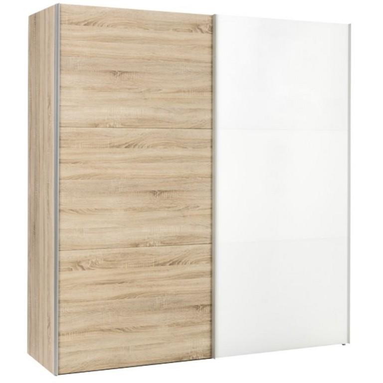 Schrank Caja Holzwerkstoff B 200 T 68 H 216 Cm Innendekor Silbergrau with regard to dimensions 900 X 900