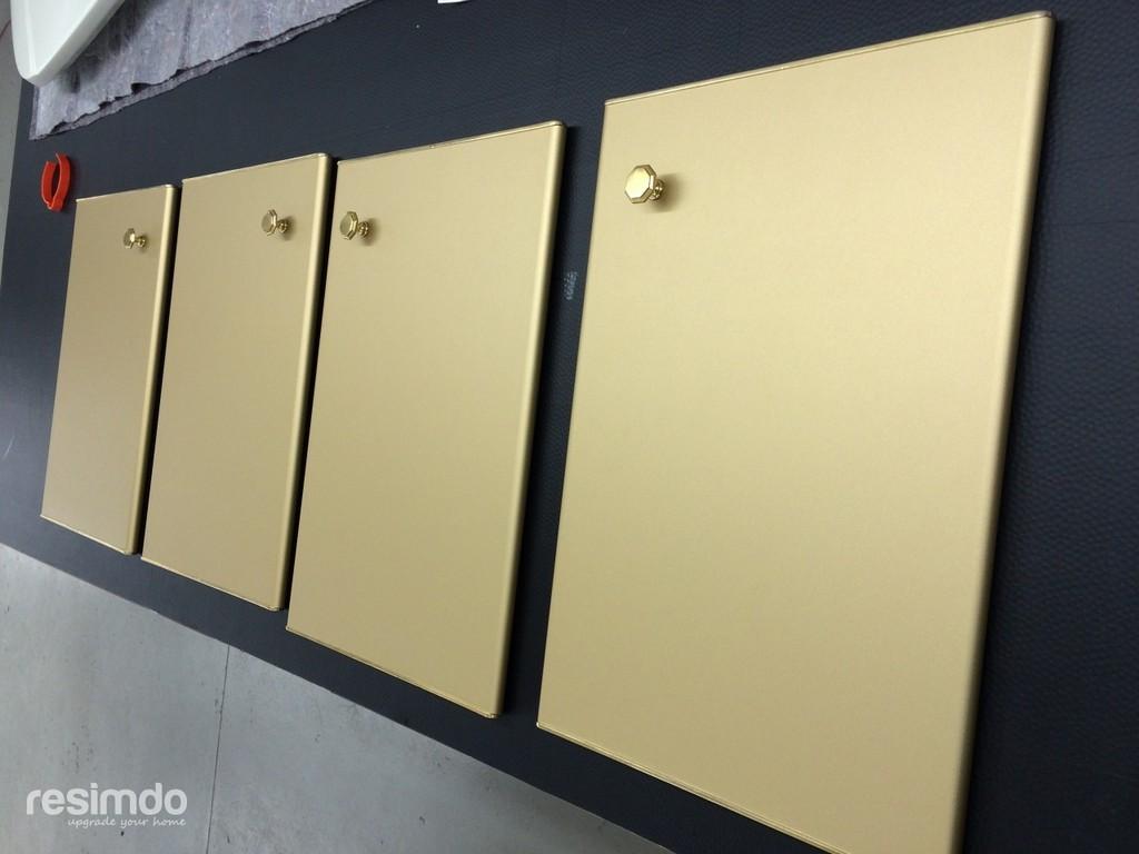 Schrank Klebefolie Gold Resimdo inside sizing 1280 X 960