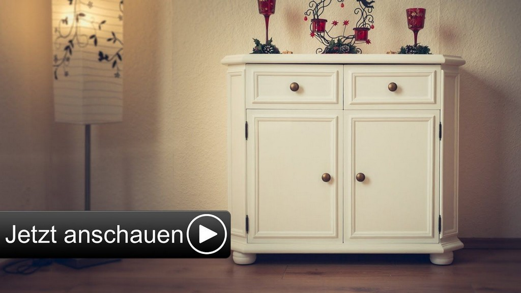 Schrank Lackieren I Opas Mbel Tuning Shab Chic Und pertaining to dimensions 1280 X 720