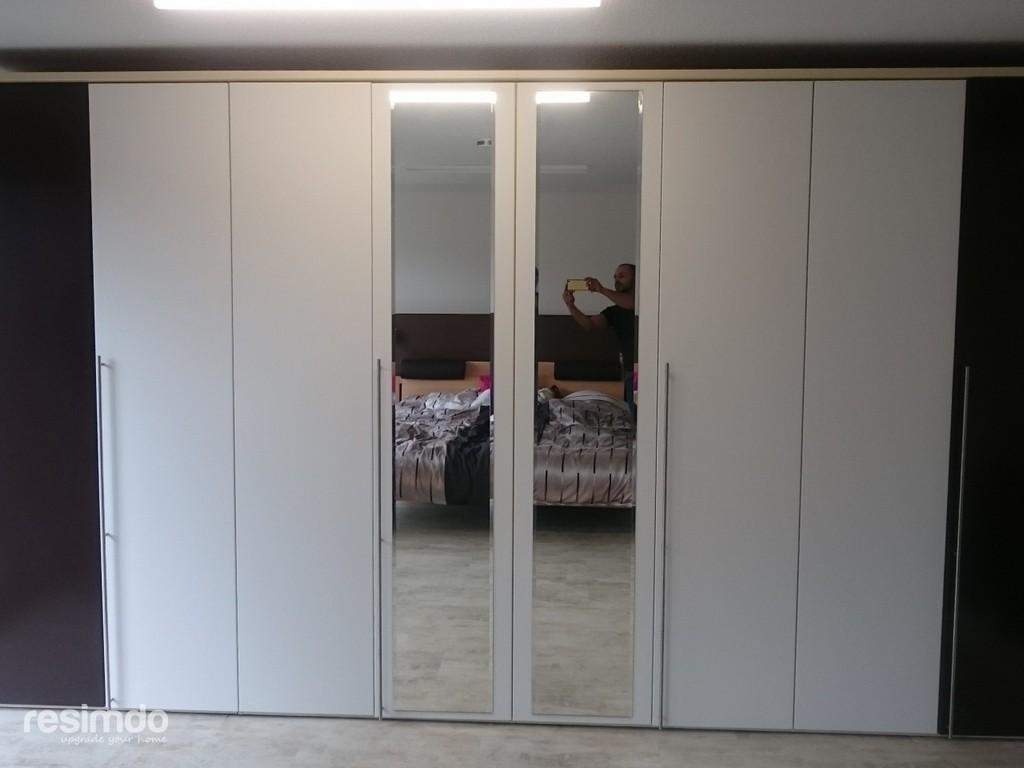 Schrank Verschnern Folie Wei Matt Resimdo in sizing 1280 X 960