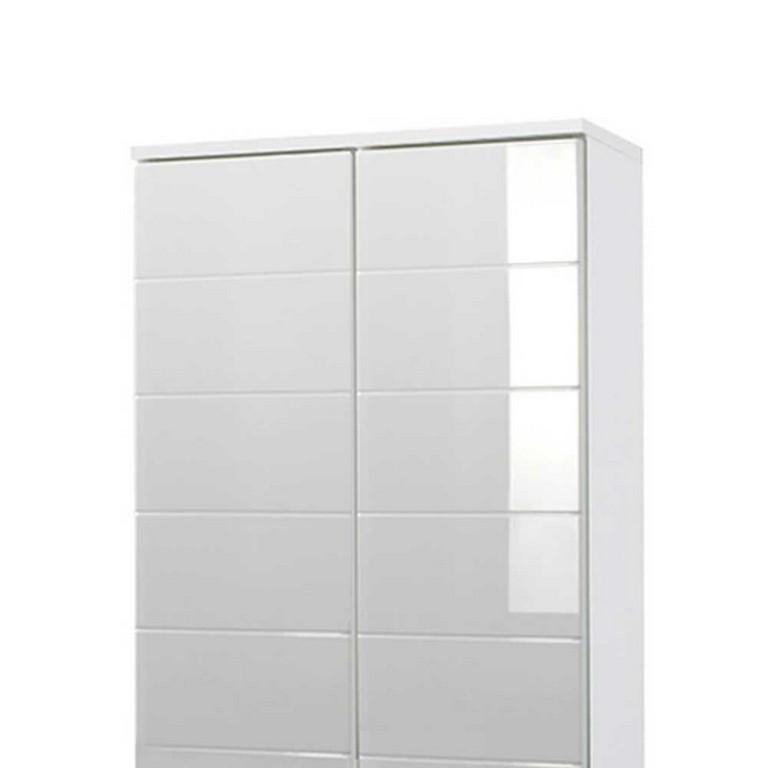 Schrank Veverino Fr Ihr Badezimmer In Wei Hochglanz regarding dimensions 1000 X 1000