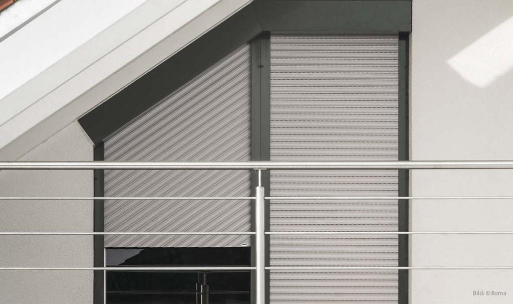Schrgrollladen Fr Schrge Fenster in size 1420 X 840