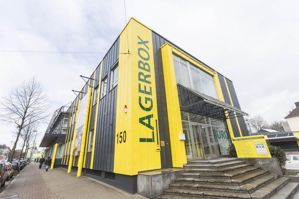 Selfstorage Lagerraum Mieten Bei Lagerbox In Dortmund Sicher in sizing 3500 X 2333