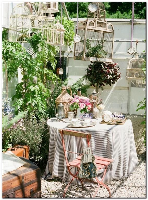 Shab Style Garten Hause Gestaltung Ideen inside dimensions 825 X 1116