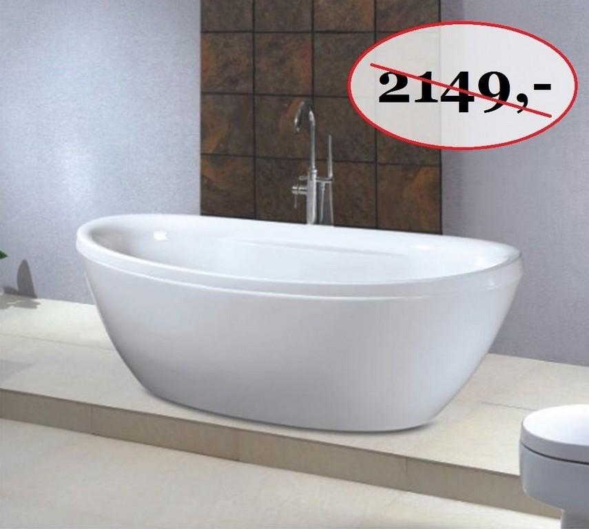 Shm 333 Freistehende Badewanne Inkl Bodenstehender Designarmatur throughout size 996 X 895