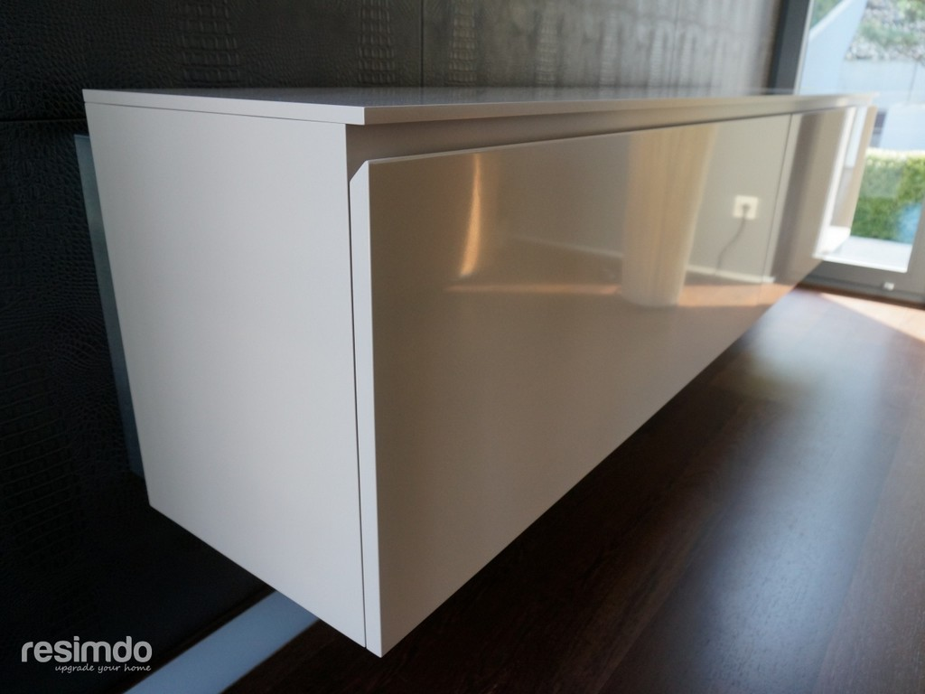 Sideboard Mbelfolie Hochglanz Resimdo for proportions 1280 X 960