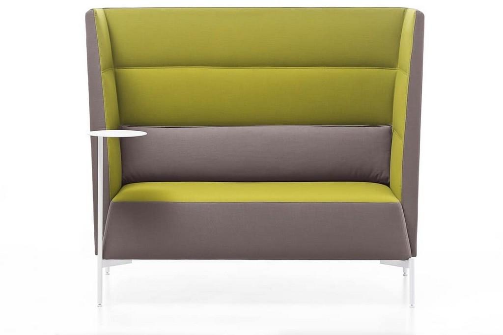 Sofa Ideal Fr Schalldmmung Mit Hoher Rckenlehne Idfdesign throughout measurements 1200 X 799