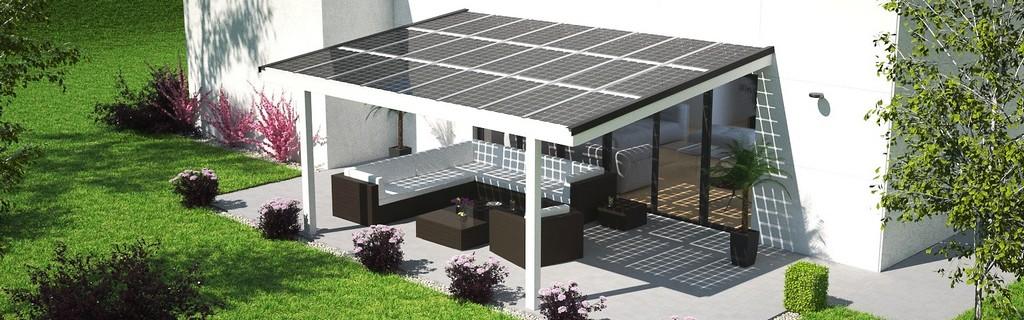 Solar Terrassendach Terrassenuberdachung Mit Voltaik Die Gefahr Von intended for measurements 1600 X 500