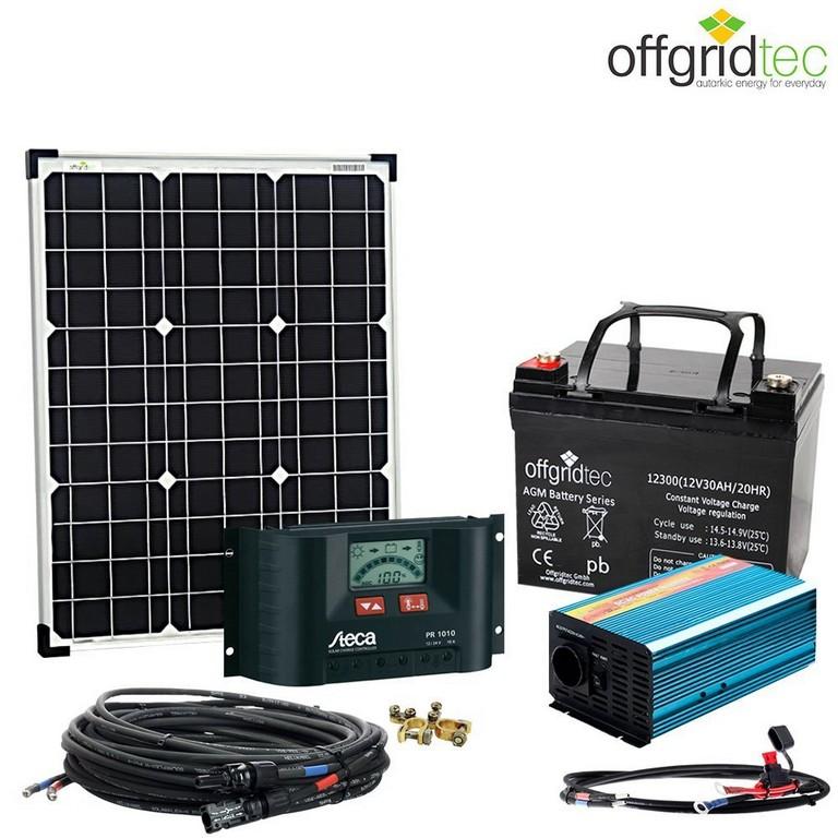 Solaranlage Garten Kühlschrank Haus Ideen