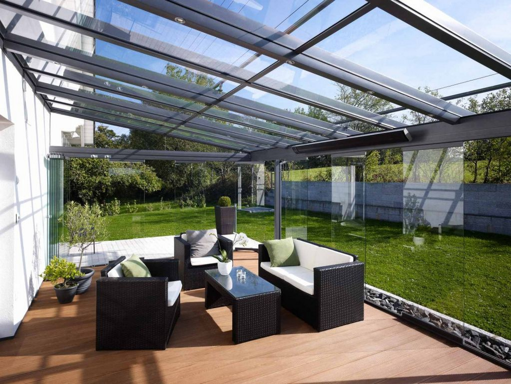 Solarlux Aluminium Systeme Gmbh Terrassendach Glas Oder Kunststoff throughout sizing 1024 X 769