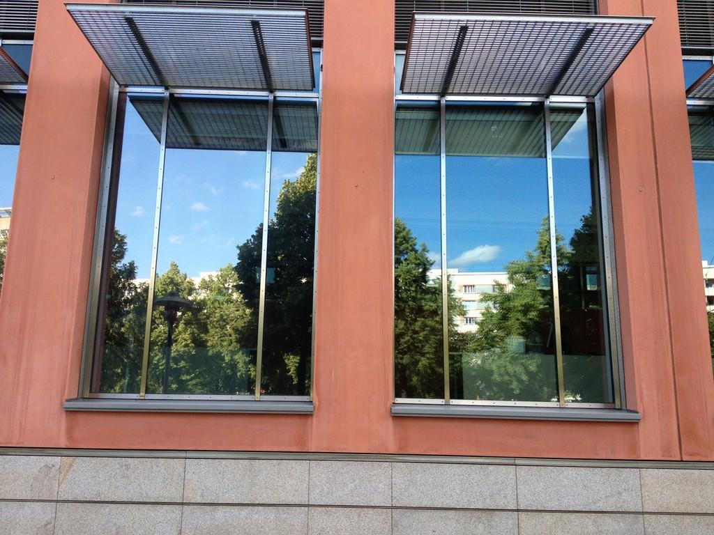 Sonnenschutzfolie Fenster Aussen Haus Ideen