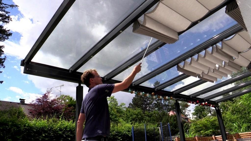 Sonnenschutz Terrassendach Gnstig Zum Selber Machen Spannmaxxl inside dimensions 1280 X 720