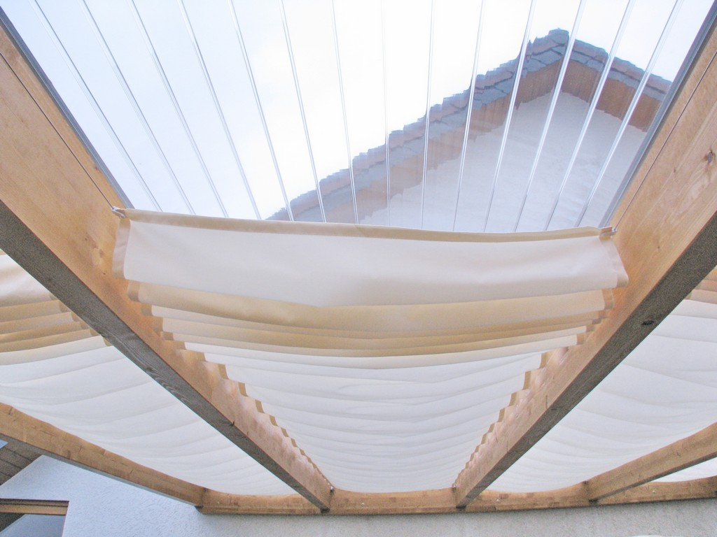 Sonnensegel In Seilspanntechnik Fr Terrassenberdachungen Oder within proportions 3264 X 2448