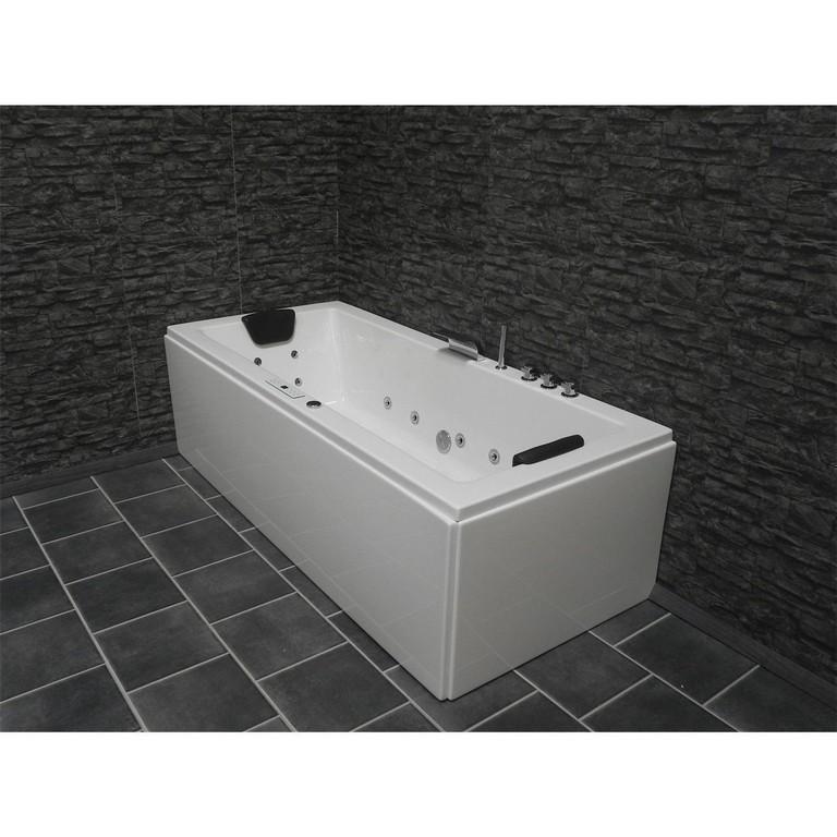 Sophia Premium Luxus Whirlpool Rechteck Badewanne 180x80 Top regarding sizing 1500 X 1500