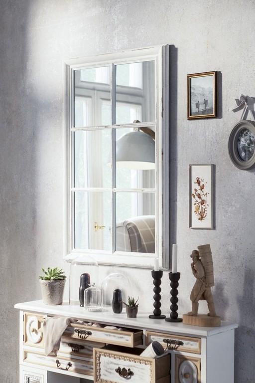 Spiegel In Fenster Optik Teilmassive Oberflchen Aus Tannenholz In for size 899 X 1348