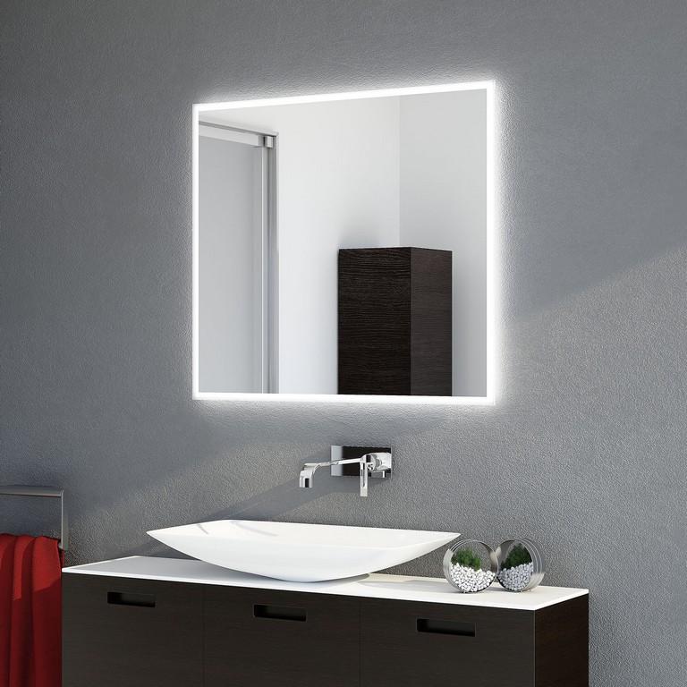 Spiegel Nach Ma Und Hochwertige Badbeleuchtung Ab Werk with proportions 1600 X 1600