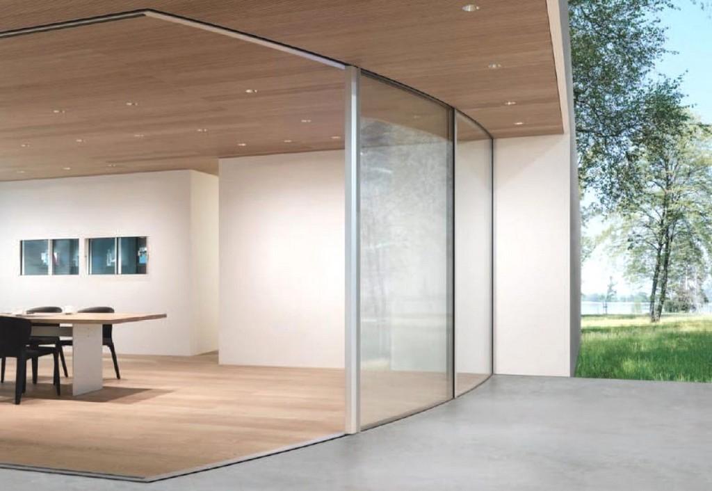 Sthetische Ideen Fenster 4m Breit Und Gebogene Bis Raumhohe intended for measurements 1144 X 789