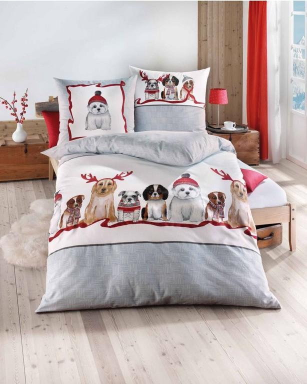 Stimmungsvolle Weihnachtsbettwsche Fr Das Schlafzimmer inside proportions 800 X 1000