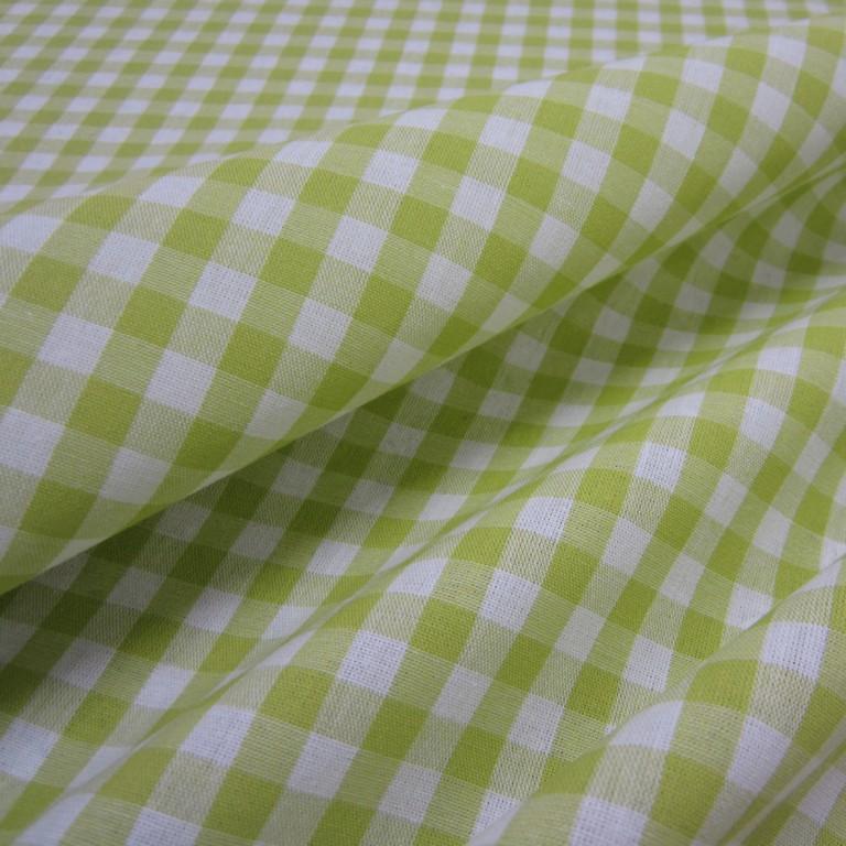 Stoff Karo Baumwollstoff Bauernkaro Kariert Grn Wei Karo Ein intended for proportions 1000 X 1000