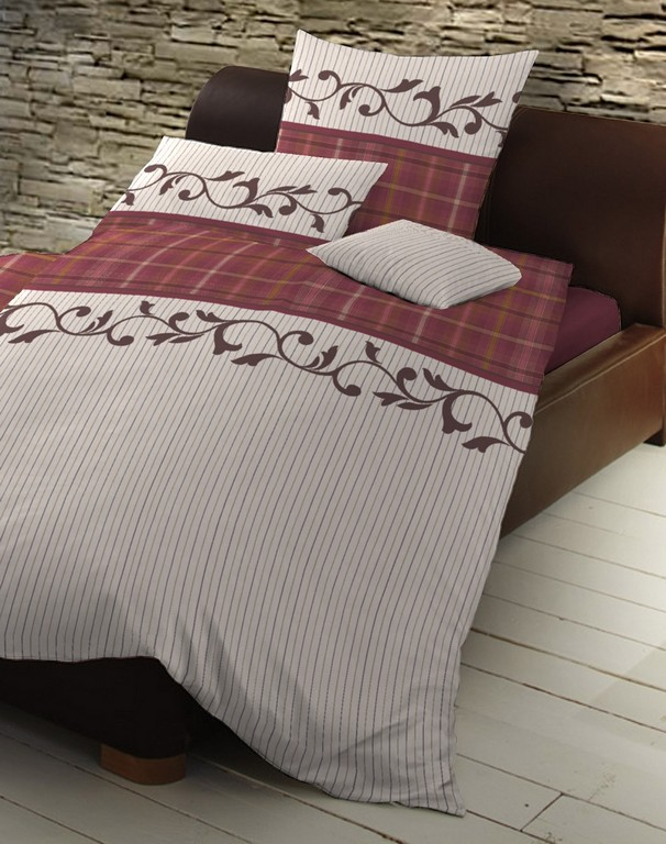 Strikingly Design Ideas Edelflanell Bettwasche Bettwsche Rot throughout size 1051 X 1331