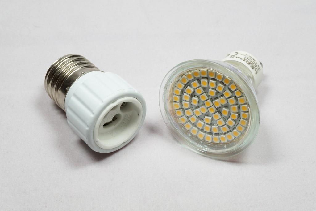 Strom Sparen Mit Gu10 Led Lampen In Normaler Lampenfassung within proportions 1637 X 1090
