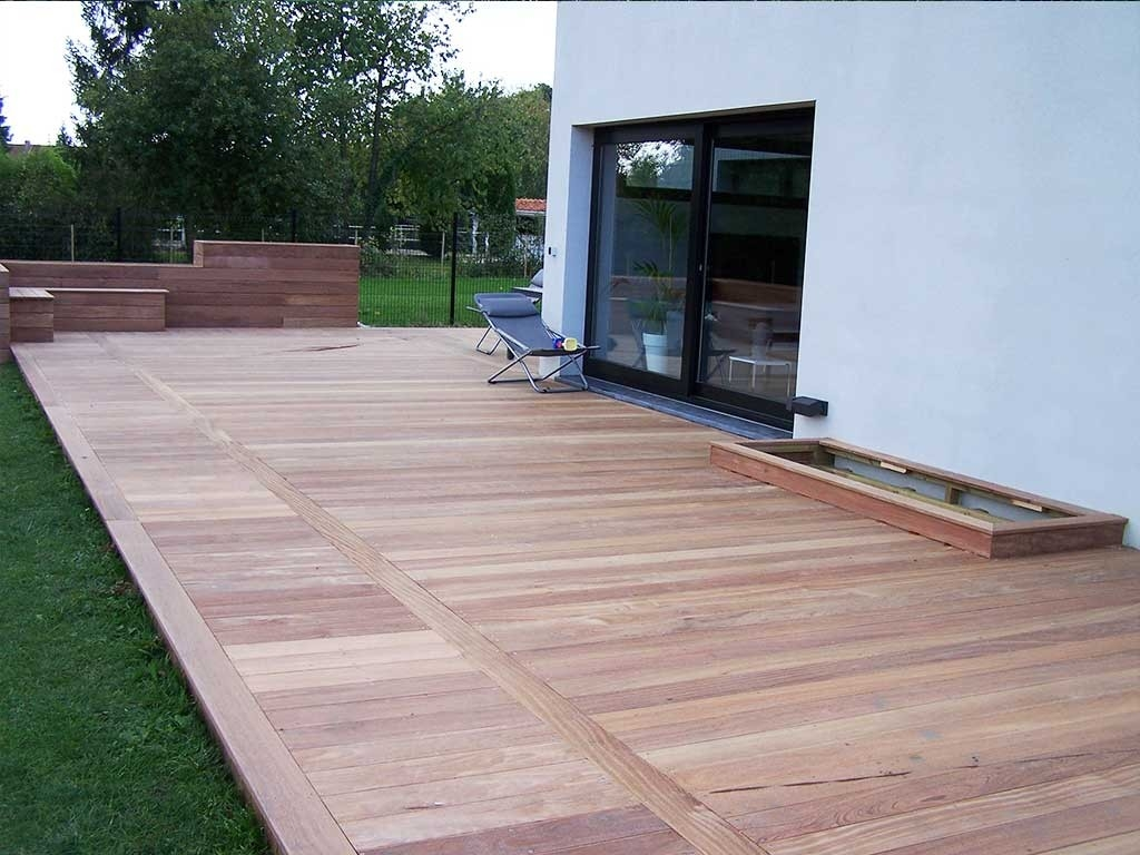 Terrasse Bois Ipe Lgant Cration Terrasse Bois Lille En Ip 59 pertaining to dimensions 1024 X 768