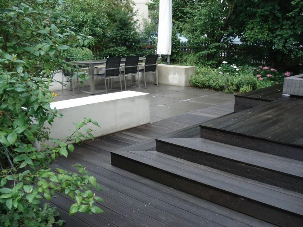 Terrassen Bauen Und Gestalten Frank Dahl Gartenkontor with dimensions 1030 X 773