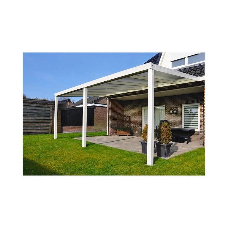 Terrassen Berdachung Aluminium 500 X 300 Cm Mit Polycarbonat pertaining to proportions 1000 X 1000