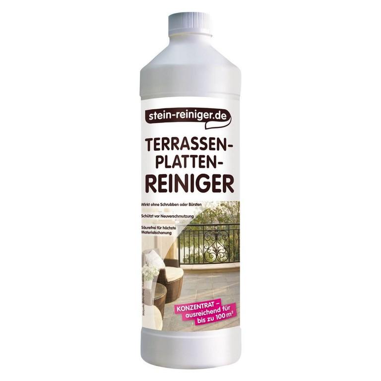 Terrassen Platten Reiniger Konzentrat 1l Stein Reinigerde in proportions 1600 X 1600