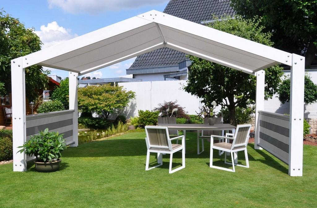 Terrassenberdachung Freistehend Im Garten Zuhause in sizing 1500 X 986