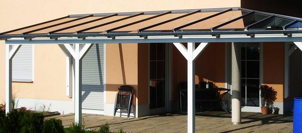 Terrassenberdachung Selber Bauen Mit Einem Glasdach Bauen in dimensions 1709 X 755