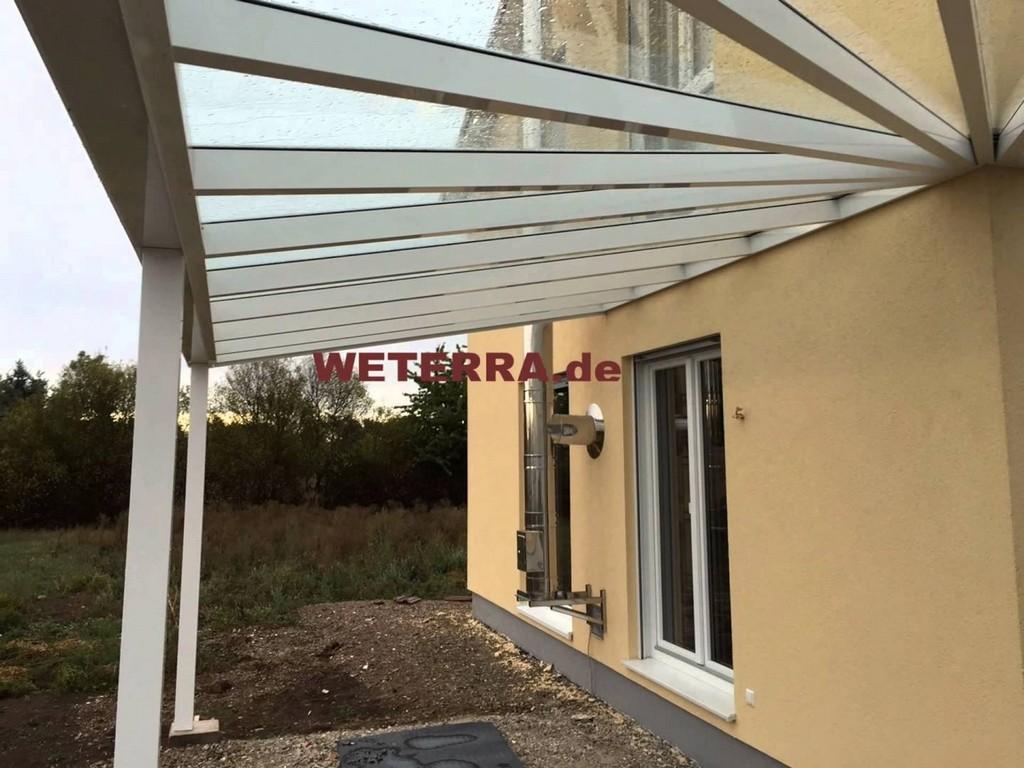 Terrassenberdachung Sonderkonstruktion Mit Vsg Glas In Hessen inside sizing 1440 X 1080