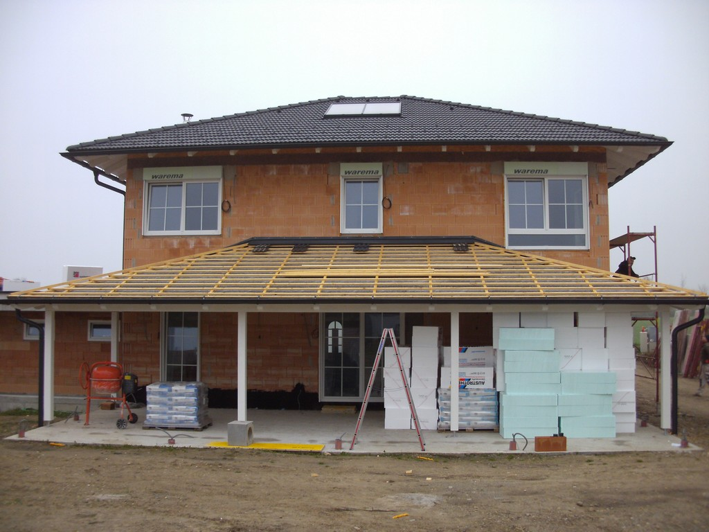 Terrassenberdachungen Holzbau Kostka in sizing 3968 X 2976