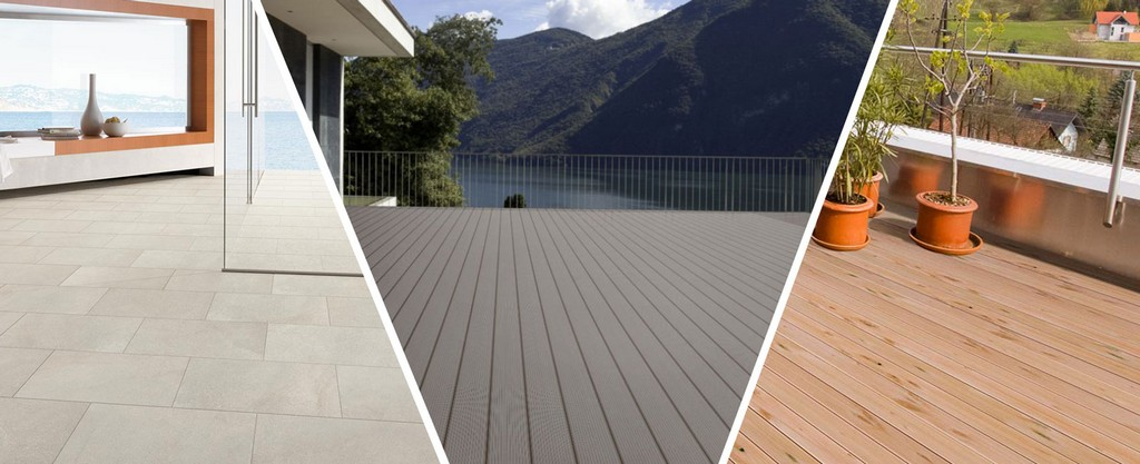 Terrassenfliesen Vs Terrassendielen Stein Holz Oder Wpc Nutzen throughout measurements 1600 X 651
