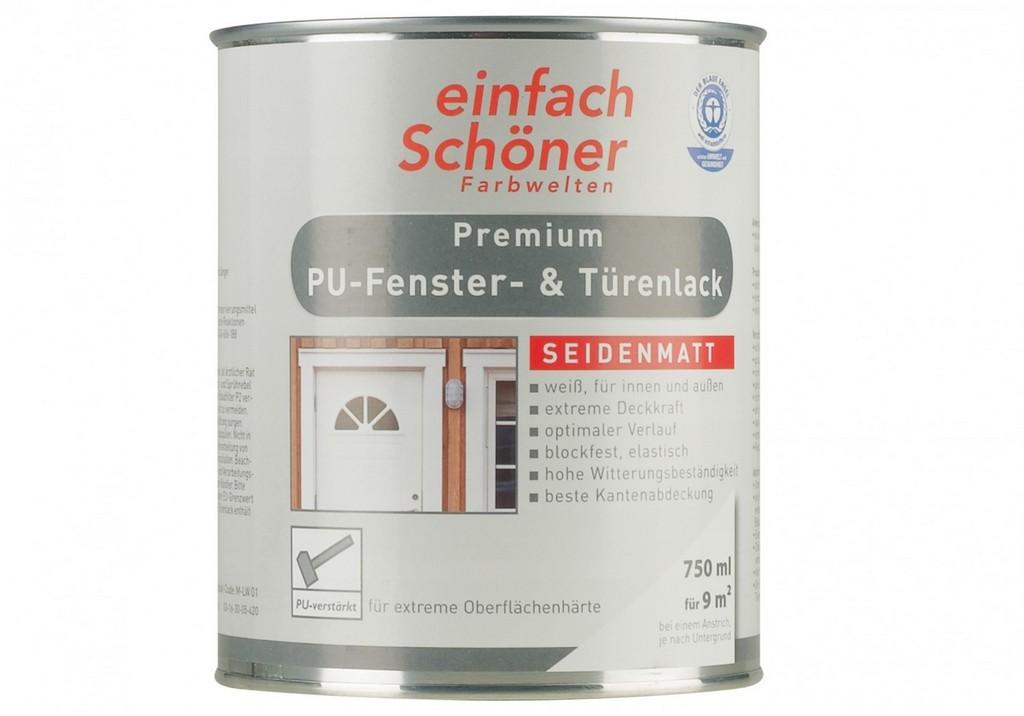 Test Lacke Und Lasuren Einfach Schner Premium Pu Fenster with regard to sizing 1500 X 1049