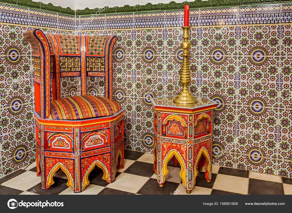 Traditionelle Marokkanische Mbel Stockfoto Pierivb 168951806 regarding measurements 1600 X 1167