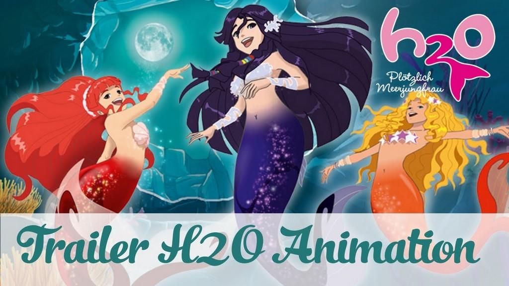 Trailer H2o Neue Zeichentrick Serie H2o Pltzlich with regard to dimensions 1280 X 720