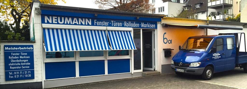 Tren Fenster Und Mehr Neumann Montagebau Gmbh Co Kg in size 1663 X 600