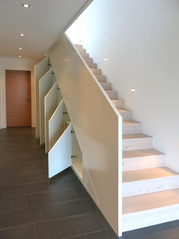 Treppe Dachboden Ehrfrchtig Einbauschrank Unter Der Mit With Avec with measurements 3000 X 4000