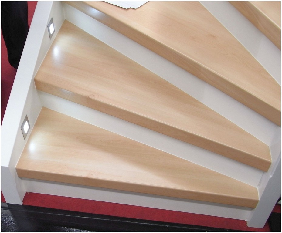 Treppen Led Beleuchtung 397454 Led Beleuchtung In Treppe Integriert for sizing 2430 X 2009
