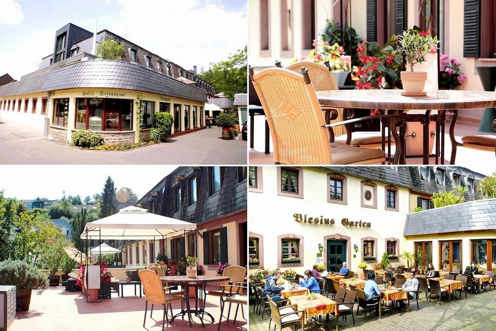 Trier Blesius Garten Einzigartig Hotel Blesius Garten V Trier Olewig in proportions 1200 X 800