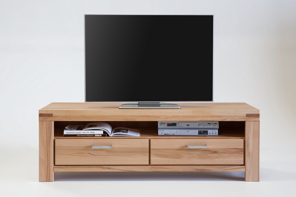 Tv Lowboard Kernbuche Massiv Gelt 8089 6867 Elfo Mbel Massivholz Kira intended for dimensions 3500 X 2334