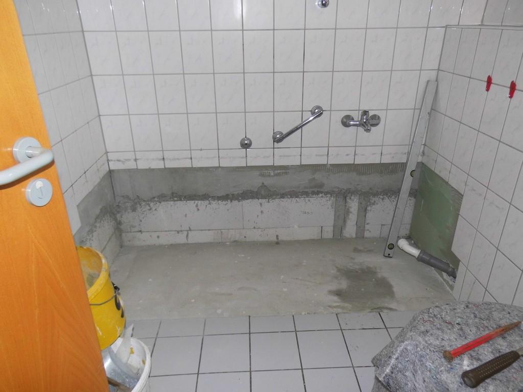 Umbau Wanne Zu Dusche for measurements 3818 X 2863